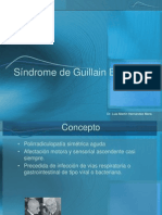 Síndrome de Guillan Barré LMHM.ppt