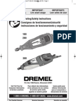Manual Dremel 225