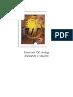 manual de evaluación de proyectos