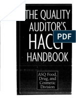 Ref. The Quality Auditor's HACCP Handbook.pdf