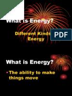 Kinds Energy