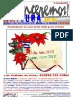 Amicuba Numero 56 Del 31 Dicembre 2012