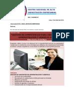 Gestion de Competencias Para Asistentes de Administracion y Gerencia