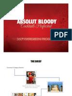 Cfox Absolut Bloody 360 iPad