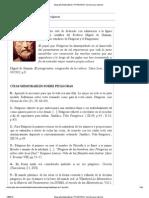 Biografía Matemáticos_ PITAGORAS