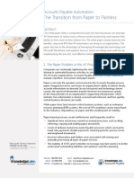 KnowledgeLake Accounts Payable Whitepaper