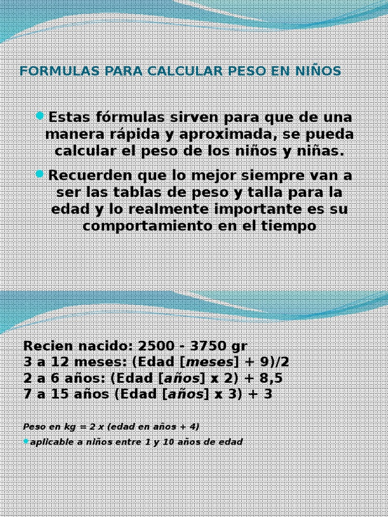 Encantador Marco De La Calculadora Peso Ideal Componente - Ideas ...