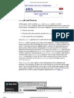 Init and Destroy (Java Servlet Programming)