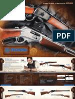 Rossi Firearms 2013 Catalog