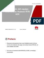 RTN Installation Spanish TdP Training v 3