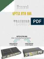 Presentation Basics OPTIX RTN 605 610 620