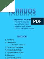 ACTIVIDAD 2 - Entorno socioeconómico de Torrijos