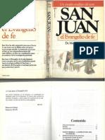 San Juan - El Evangelio de La Fe