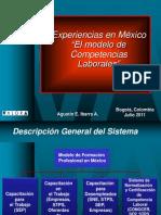 Competencias Laborales Mexico