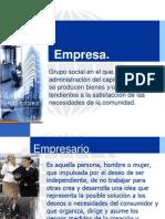 Conceptos básicos de la administración