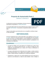 Proyecto de Aula 1 Marzo Matematicas II
