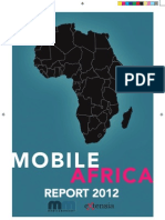 Mobile Africa_2012