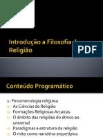 Introdução a Filosofia da Religião