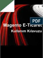 Magento Türkçe Kullanım Kılavuzu