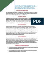 Derecho Mercantil Expo 1