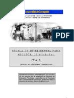 Manual Wais