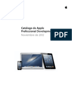Apple ProfessionalDevelopmentCatalogWeb
