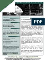 Bulletin d'annonces N°59 semaine du 18 mai 2013