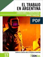 28895559 CENDA El Trabajo en Argentina Otono 2009