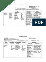Plan Didactico Anual Emprendimiento y Gestion Ciclo Costa 2013 - 2014