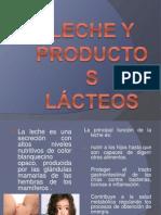 Microbichos en Leche