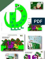 Con d de Dinosaurio
