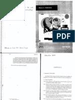 Desarrollo Historico de Las Ideas y Teorias