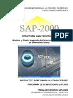 Manual SAP2000 v15