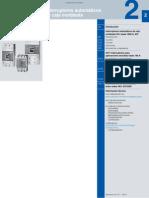 Interruptores Automaticos Siemens IEC