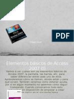 Parcial # 4/ Elementos Basicos de Acces 2007
