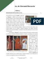 El Decamerón, de Giovanni Boccaccio