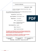 141777437 McInnish v Chapman Motion to Strike ADP Amicus Brief Obama ID Fraud AL Supreme Court 5-14-2013