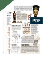 Laminas Escolares - El Arte de Egipto