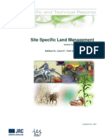 Site Specific Land Management