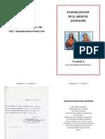 Vol 12  EVANGELIZACION EN EL AMOR DE DIOS PADRE - MENSAJES A JV