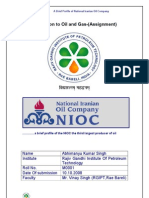 NIOC Report