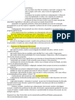 Requisitos e Pressupostos básicos do PLanejamento Educacional.doc