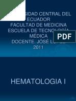 Hematologia i Eritrocito1 1