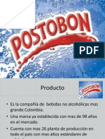 5p Marketing Mix Postobon Elias Alvarez