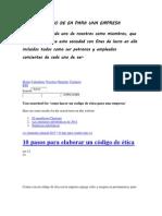 CODIGO DE EA PARA UNA EMPRESA.docx