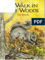 Dover Coloring Book - A Walk In The Woods.pdf
