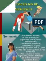 ANTICONCEPCIÓN DE EMERGENCIA ENERO 2008