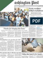 The Washington Post 2011 04 26