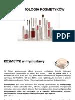 toksykologia kosmetyków