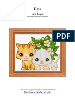 Cross Stitch 1 Kit